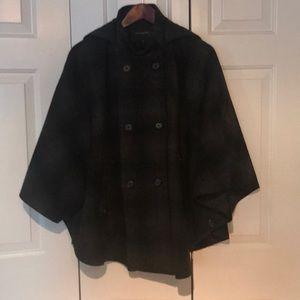 "Banana Republic "" Sherlock Holmes"" cape/coat."